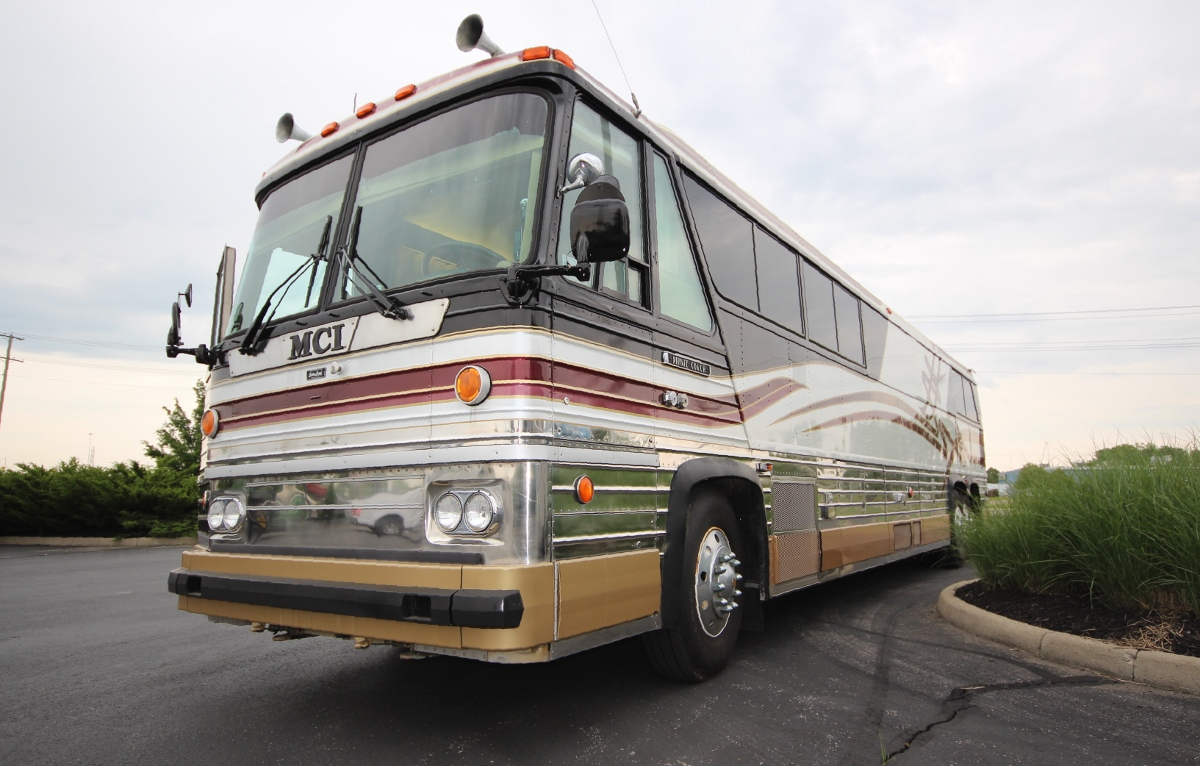 1978 MCI MC-8 Coach - For Sale