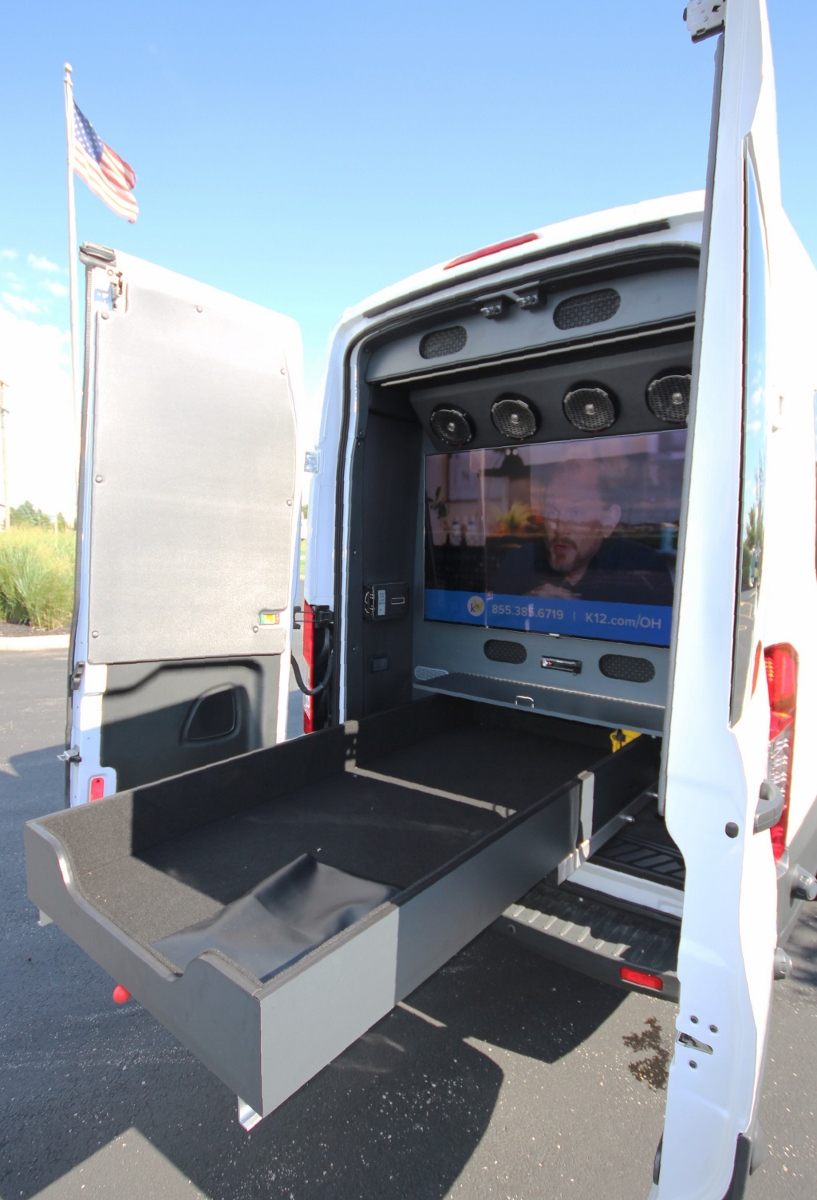 Ultimate Ford Transit Tailgater