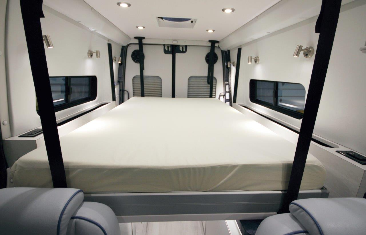Mercedes For Sale >> Sprinter with EuroLoft Bed Lift
