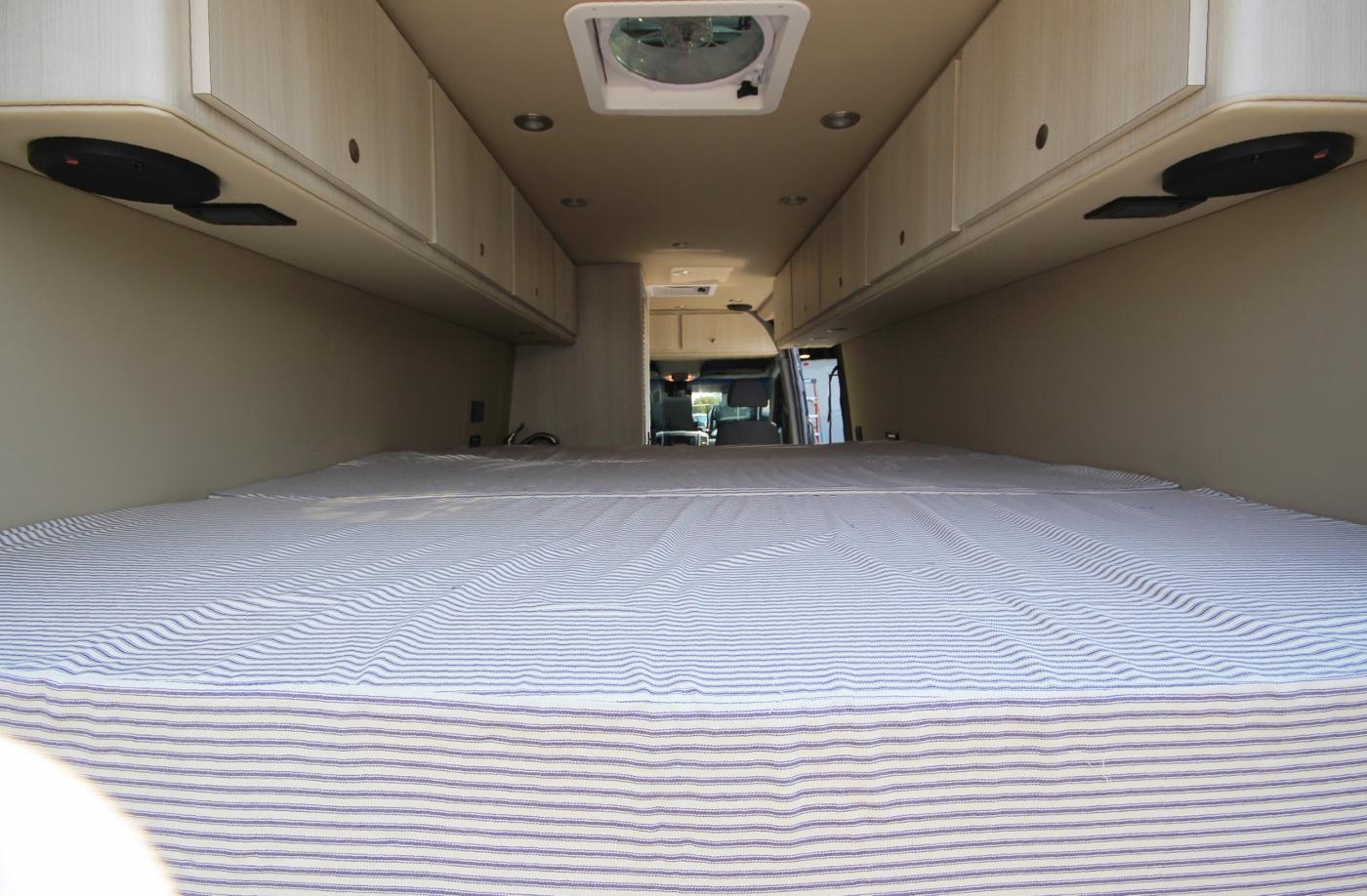 Outdoor Lifestyle 4x4 Camping Van