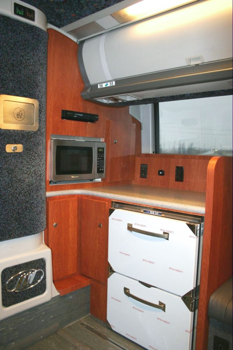 Passenger Coach Galley