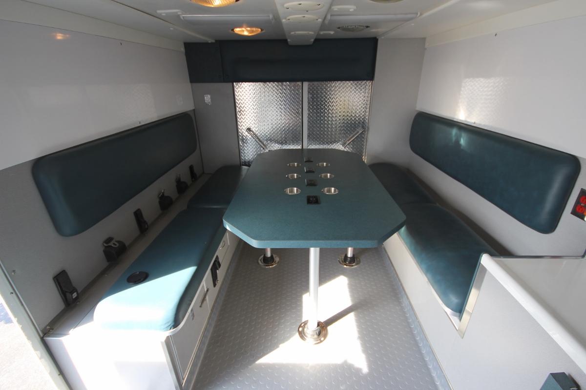 Mobile Operations Center Ambulance