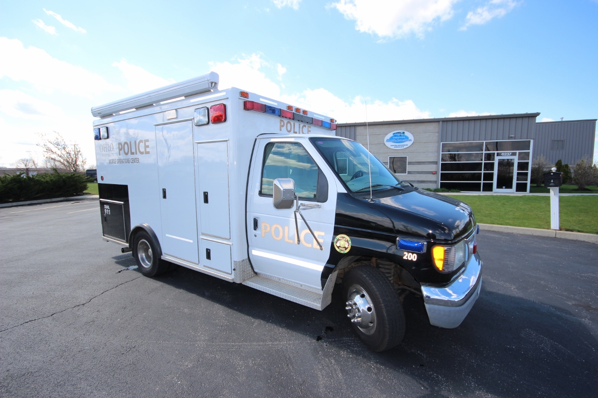 Custom Specialty & Mobile Medical Vehicles