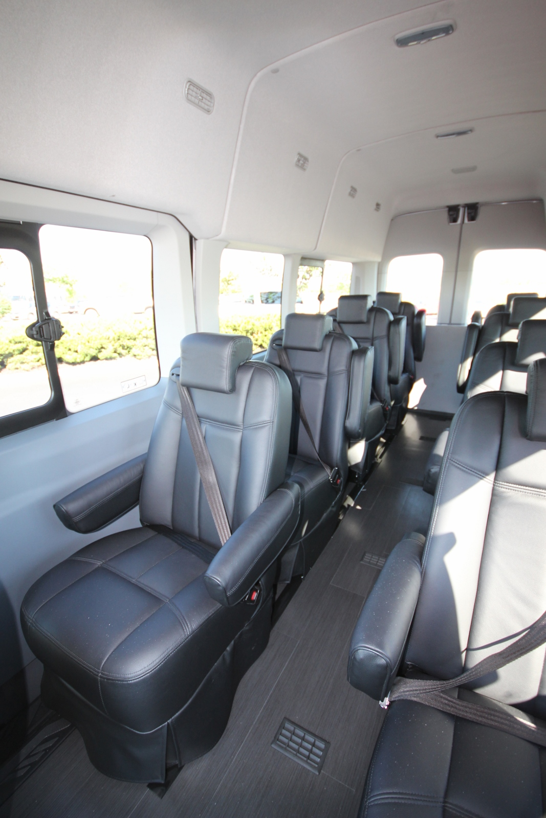 4x4 Sprinter Van For Sale >> Pit Crew Ford Transit