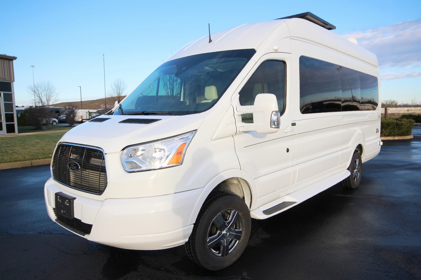 Custom Sprinters Transits ProMaster Conversion Vans