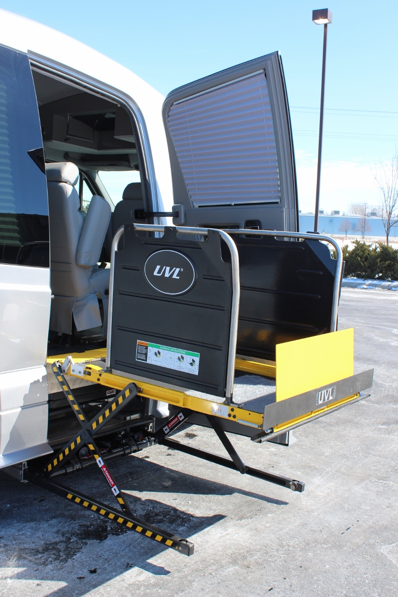 Accessible Mauck2 Passenger Van