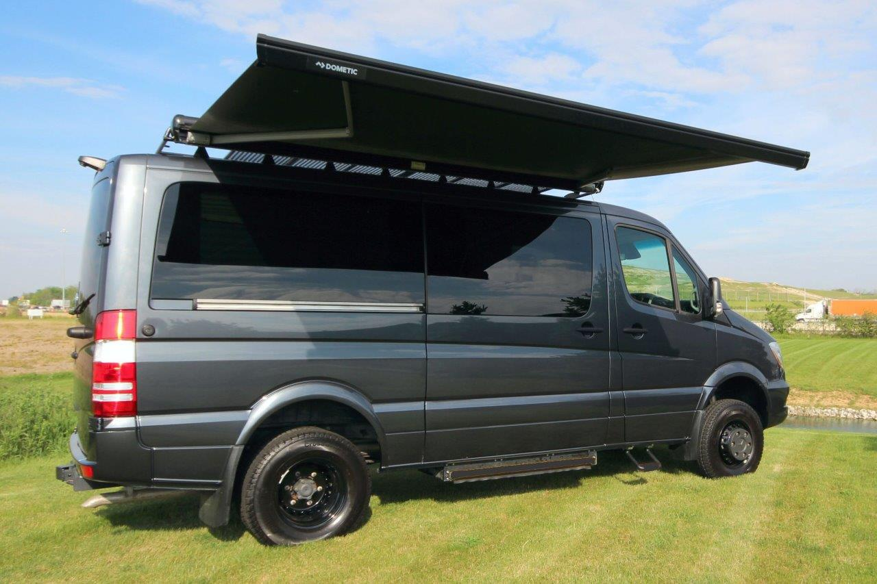 rugged 4x4 low roof sprinter. Black Bedroom Furniture Sets. Home Design Ideas