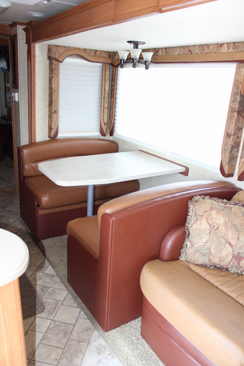 Seneca Motorhome Seating Retrofit
