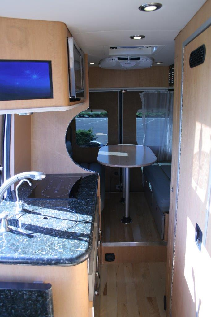 2008 Mercedes Sprinter Camper For Sale
