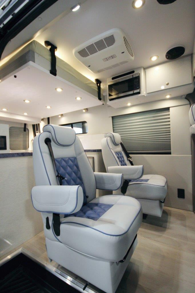 Sprinter With Euroloft Bed Lift