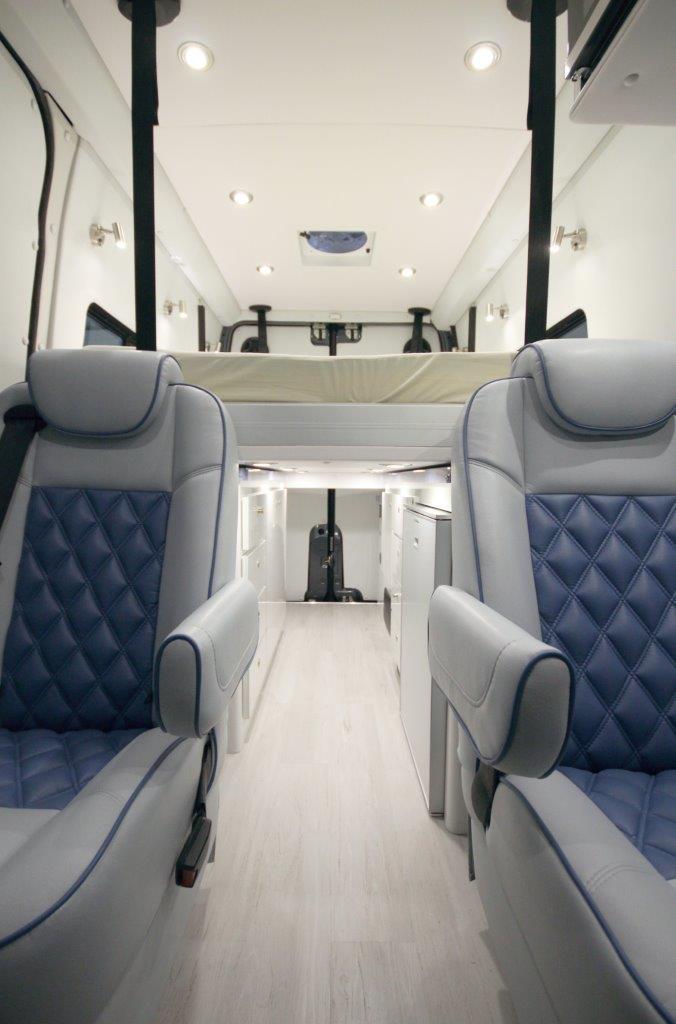Sprinter With Euroloft Bed Lift