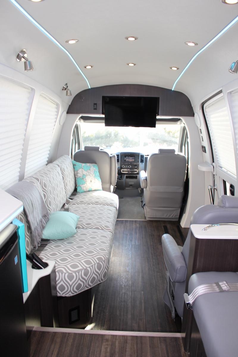 Custom Mercedes Sprinter >> Artsy Mauck2 Road Trip Sprinter