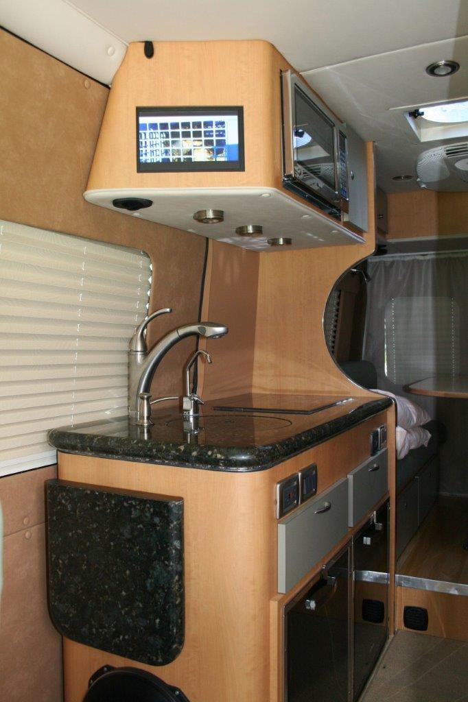 2008 Mercedes Sprinter Camper For Sale