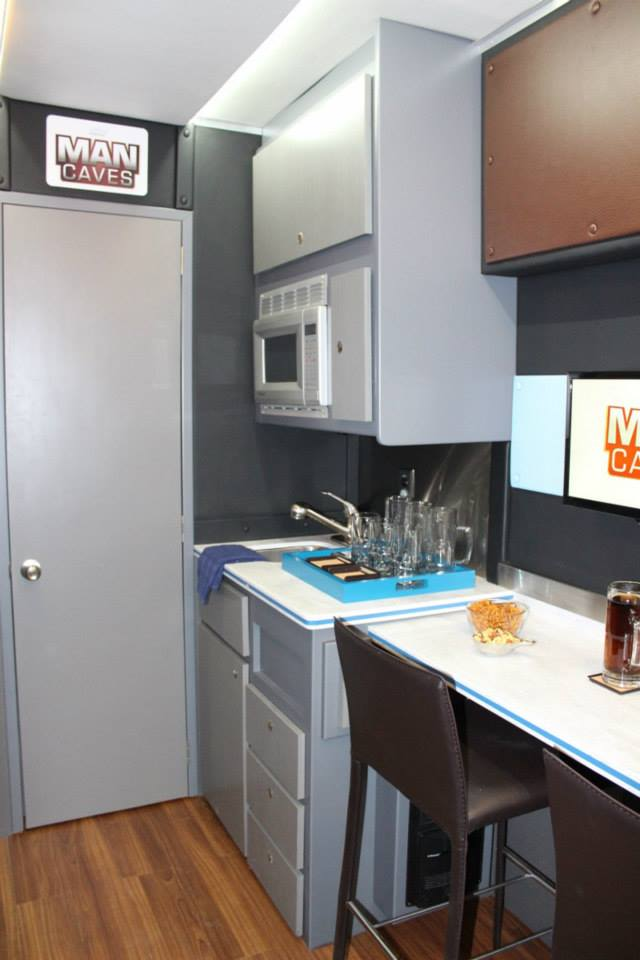 Featured On Quot Man Caves Quot Directv S Ultimate Tailgater