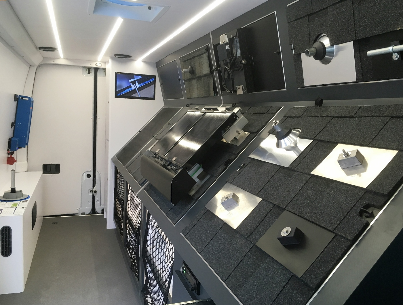 Product Display Amp Mobile Training Center