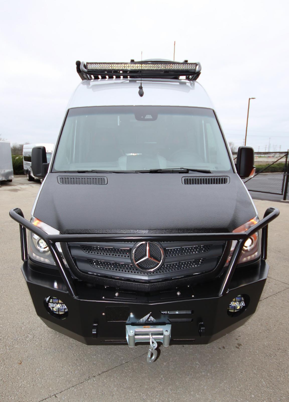 4X4 Van For Sale >> Fully-Loaded Off-Road Sprinter Van