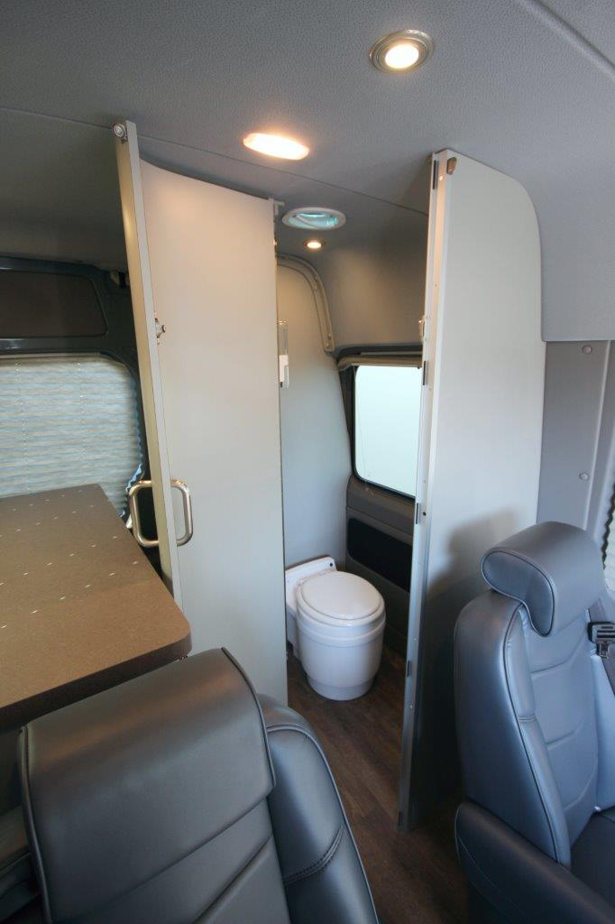 4X4 Van For Sale >> Sprinter Day-Tripper with Bathroom
