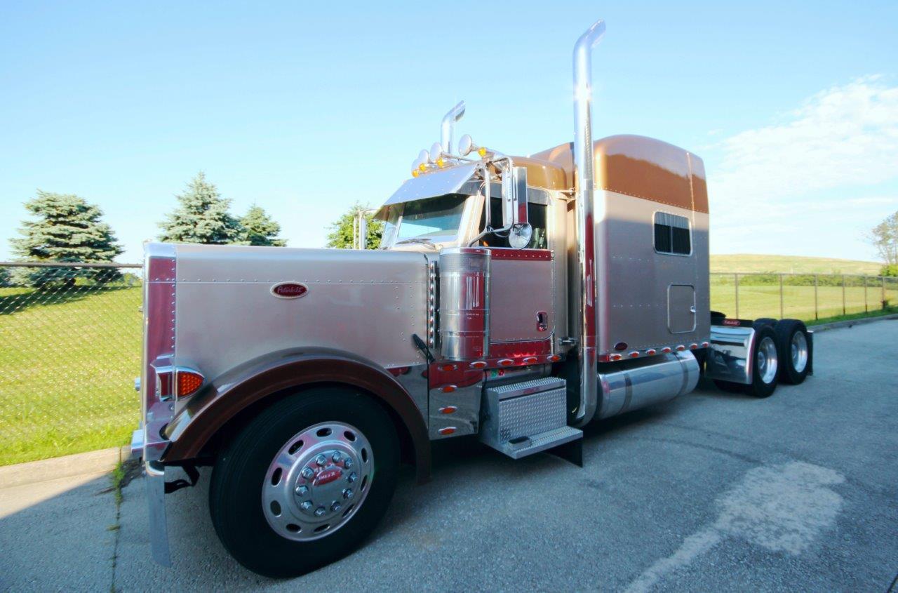 Peterbilt Semi Truck Retrofit