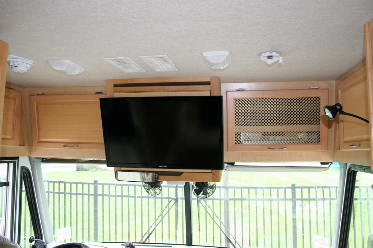 Custom Vans For Sale >> RV, Coach, Motorhome Retrofits - Televisions