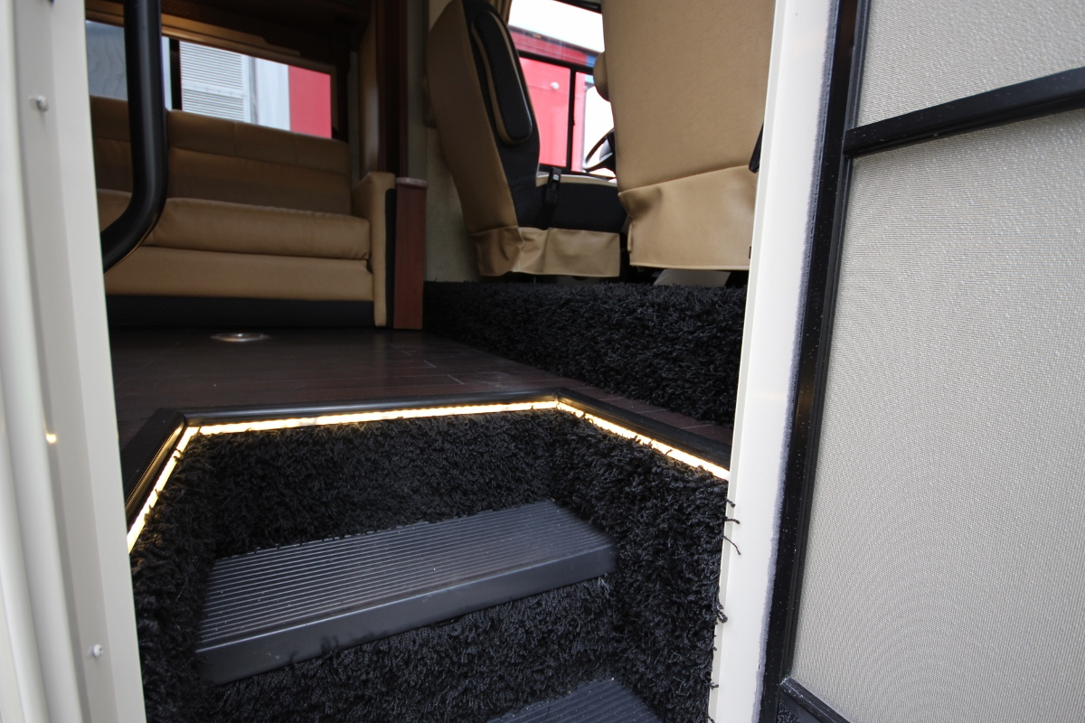 Thor Vegas Motorhome Renovation