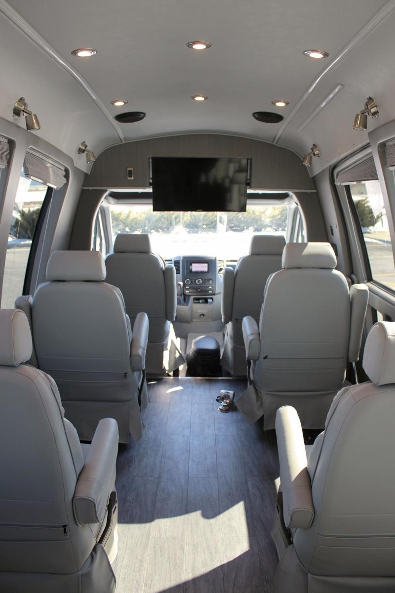 Accessible Mauck2 Passenger Van