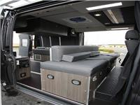 Dodge ProMaster Outdoor Adventure Vehicle