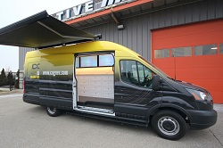 Custom Sprinters, Transits & ProMaster Conversion Vans