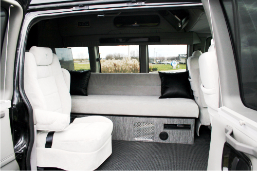 Executive Custom Gmc Van