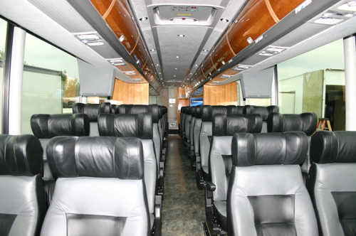 Royal Luxury Mci Tour Bus