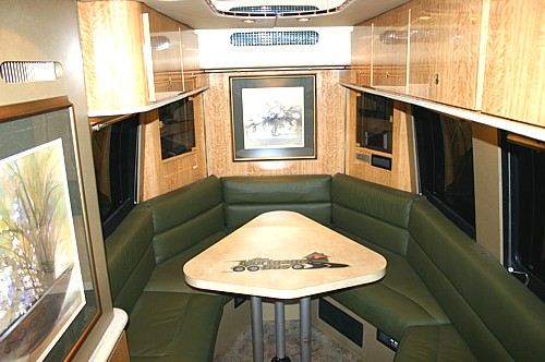 Custom Sprinter Mortgage Bus