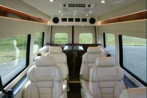 Luxury Executive Office Sprinter