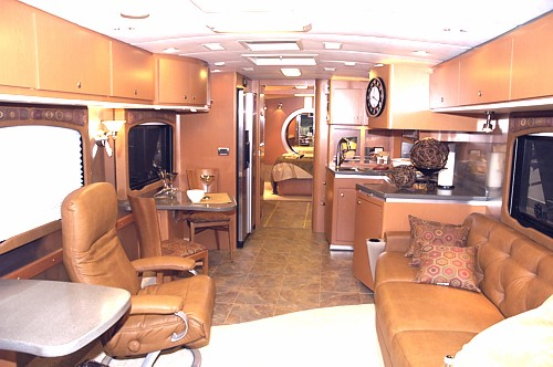 Airstream RV Motor Home