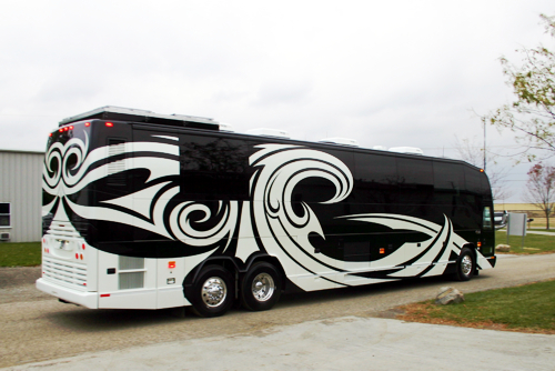 State Of The Art Prevost Motor Home