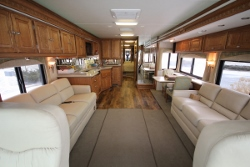 Creative Mobile Interiors Custom Coach Marketing Vehicles