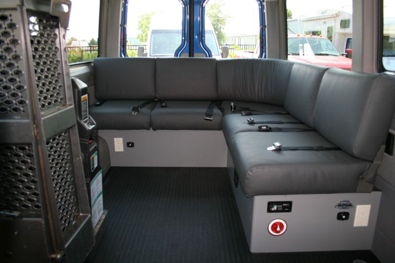 Wheelchair Accessible Family Van
