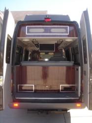 Special Needs Sprinter Limousine