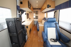 Custom 4x4 Camper Sprinter With Wheelchair Lift