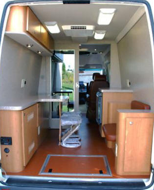 Sprinter Camper Van >> Mobile Medical Sprinter