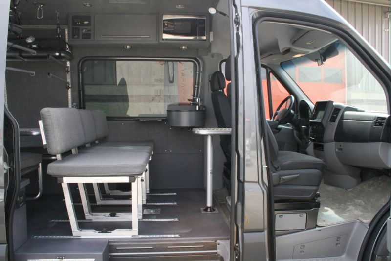 Rugged Adventure Vehicle