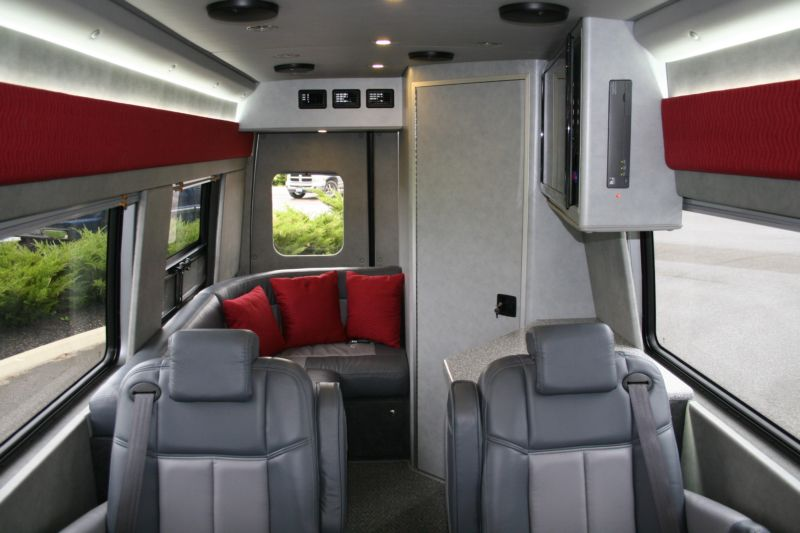 Sprinter Van Bathroom Home Design