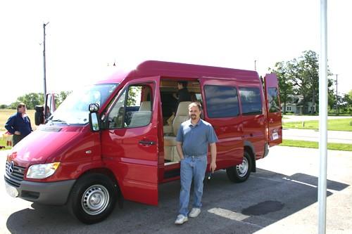 Custom Conversion Van