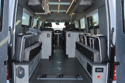 Custom Sprinters Transits Amp Promaster Conversion Vans