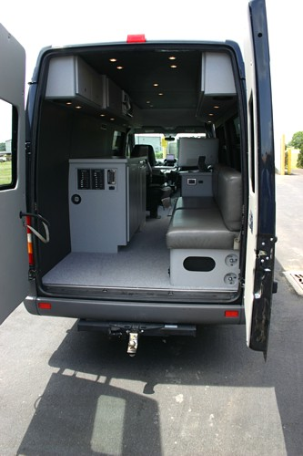 Mobile Sales Office Sprinter