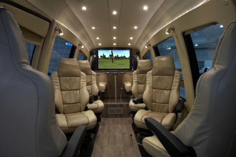 The gallery for mercedes sprinter conversion for Mercedes benz sprinter custom interiors