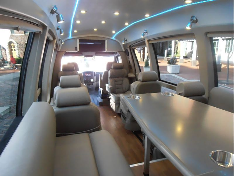 Mercedes Benz Rv >> Executive Transport, Golf Outings, Tailgating & More Mauck2