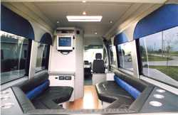 Custom Sprinter Conversion Personal Luxury Vehicle