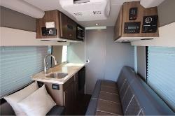 Custom Luxury Tailgating Motorhome
