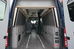 Custom Sprinters, Transits & ProMaster Conversion Vans