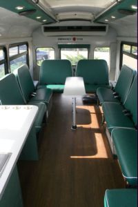 Short On School Bus Long On Tailgating Fun