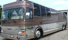 Custom Coaches Motor Homes